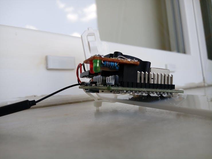 Orange Pi Zero Fan Controller - Hackster io