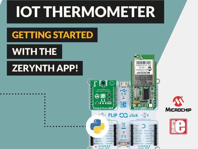 IoT Thermometer Using Python