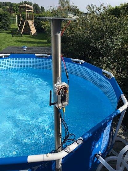 Pool Buddy  Hacksterio