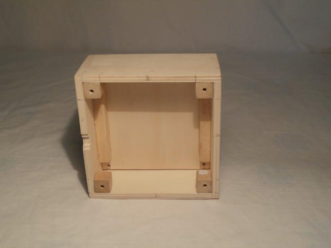 Box below