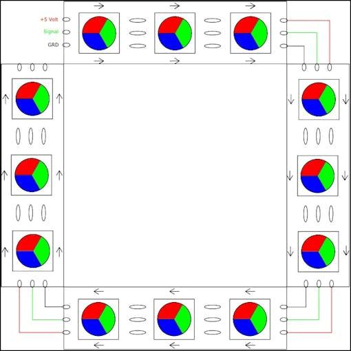 Neopixel Matrix