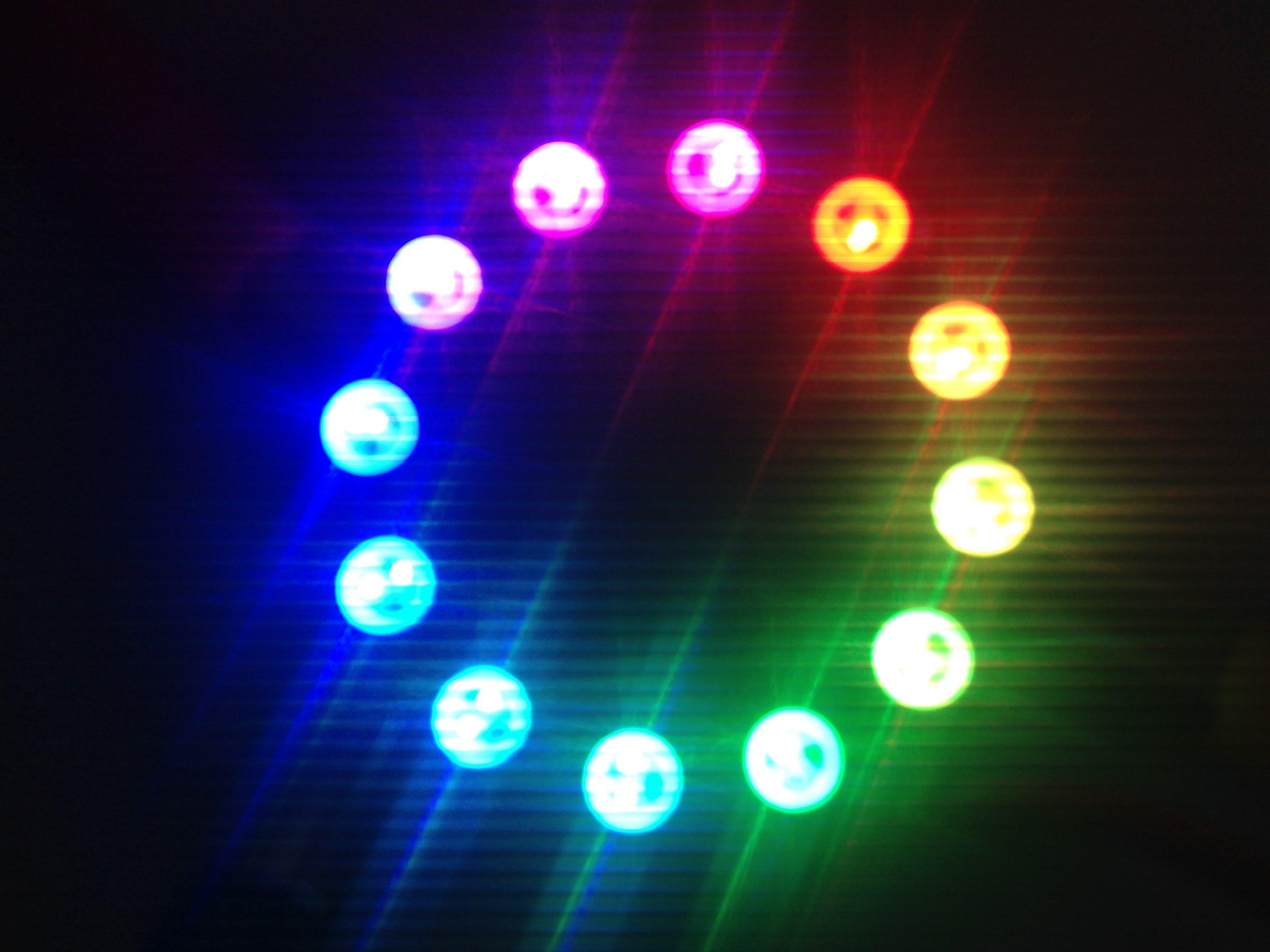 MyAdafruit Neopixel Ring With 12 LEDs - Unboxing