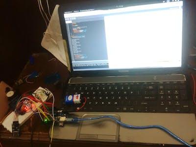 Arduino Access Control