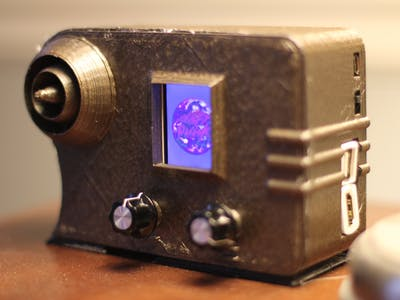 DIY Vintage Spotify Radio Using A Raspberry Pi