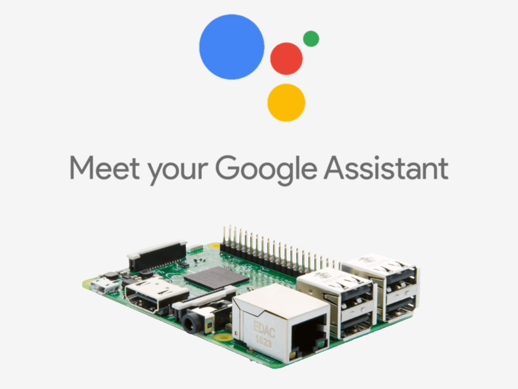 Headless Voice Activated Google Assistant on Raspberry Pi