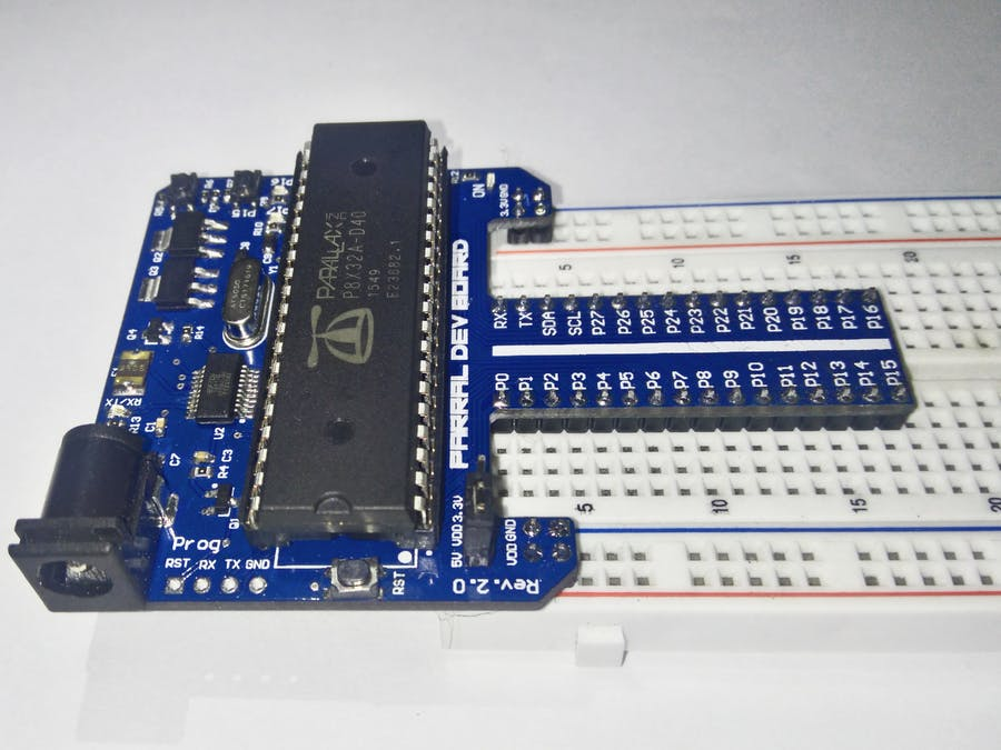 Parral Dev Board