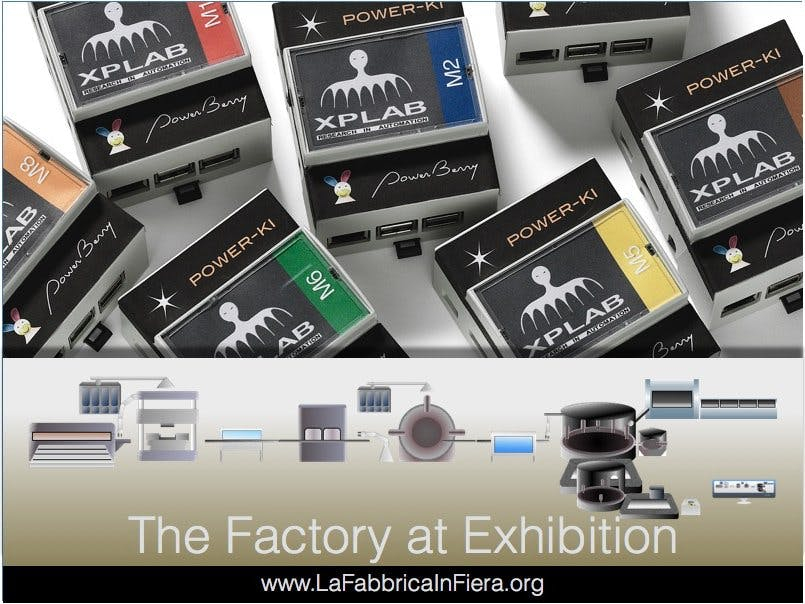 The Factory at Exhibition - 4.0 and beyond - [Part 2]