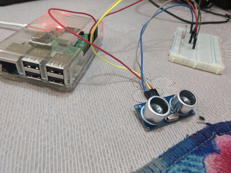 Distance Calculation with Ultrasonic Sensor - Hackster io