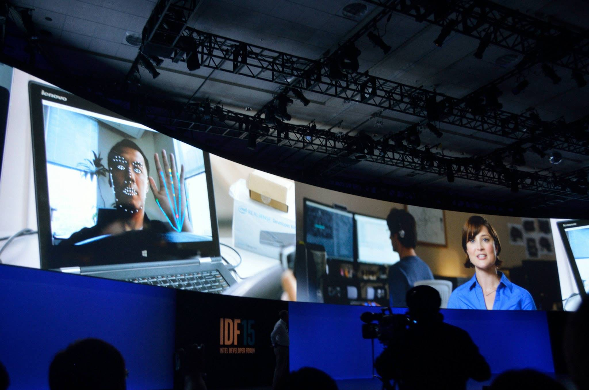 Intel IDF 2015 Keynote
