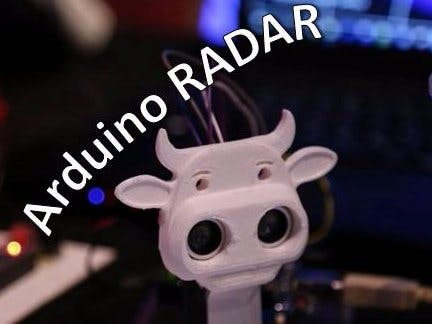 Arduino Radar - Version 2.0