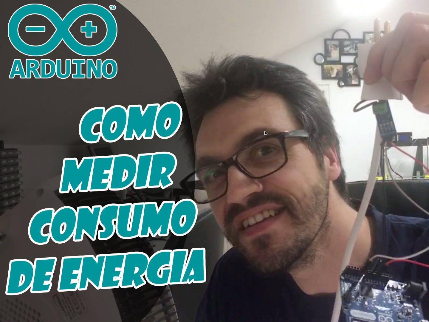 Medidor de Consumo de Energia Eléctrica