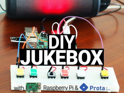 DIY Jukebox With Raspberry Pi