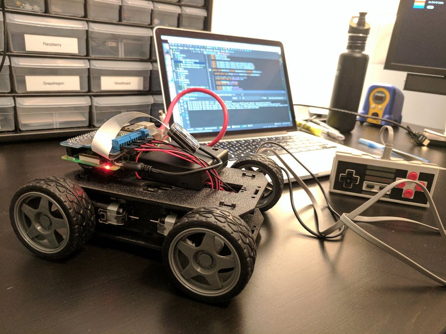 Android Robocar