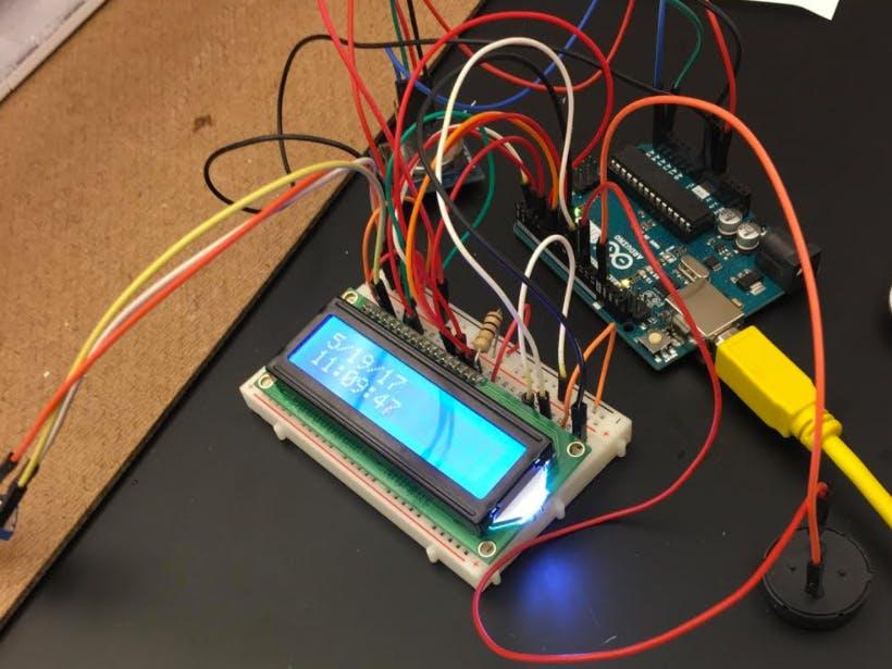 Arduino Alarm Clock - Hackster io