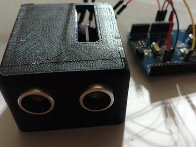 Aid for Visually Impaired- Haptic Feedback