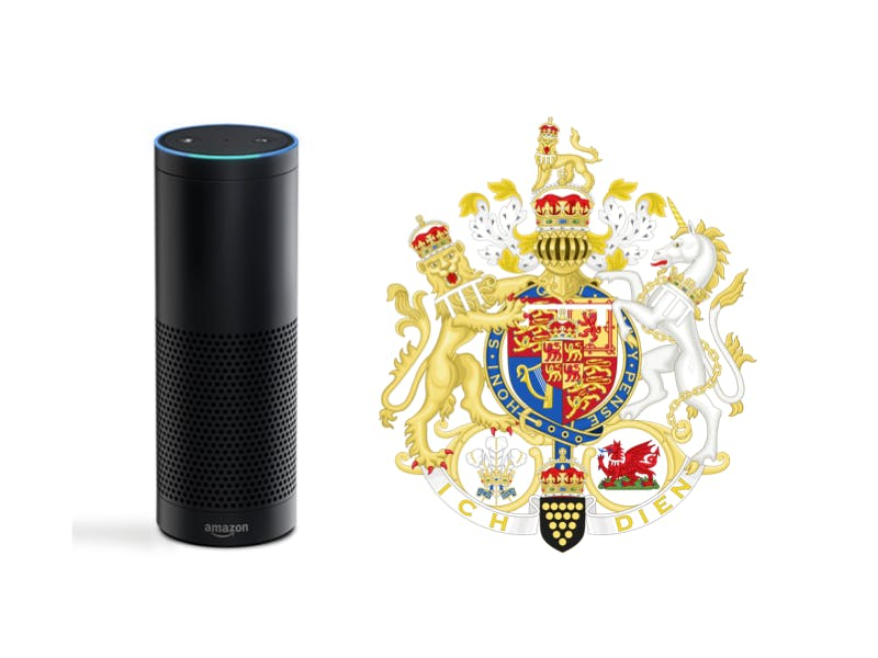 Parliament Election Support from your Alexa
