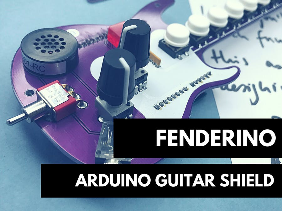 Fenderino Assembly Guide