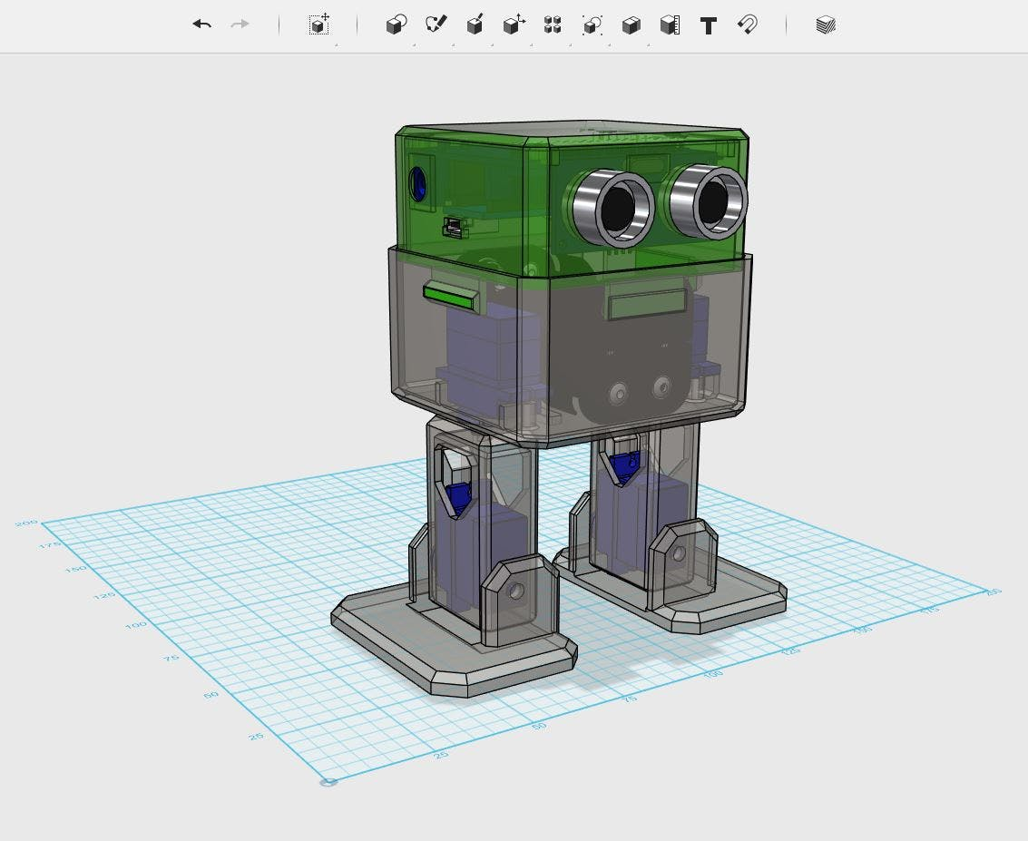 Otto DIY build your own robot in one hour! - Hackster io