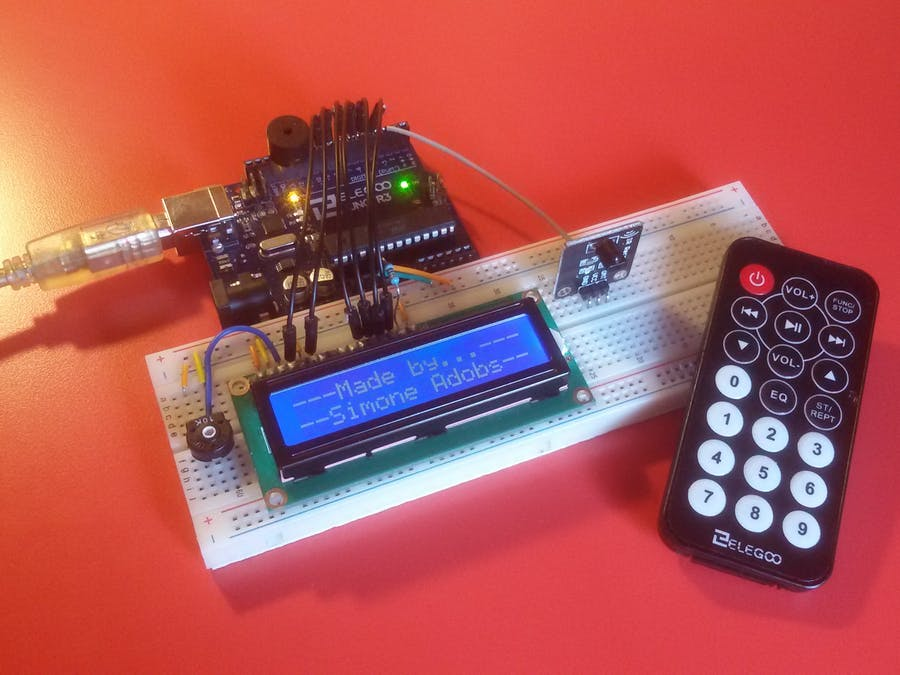 Play Music With Your Remote
