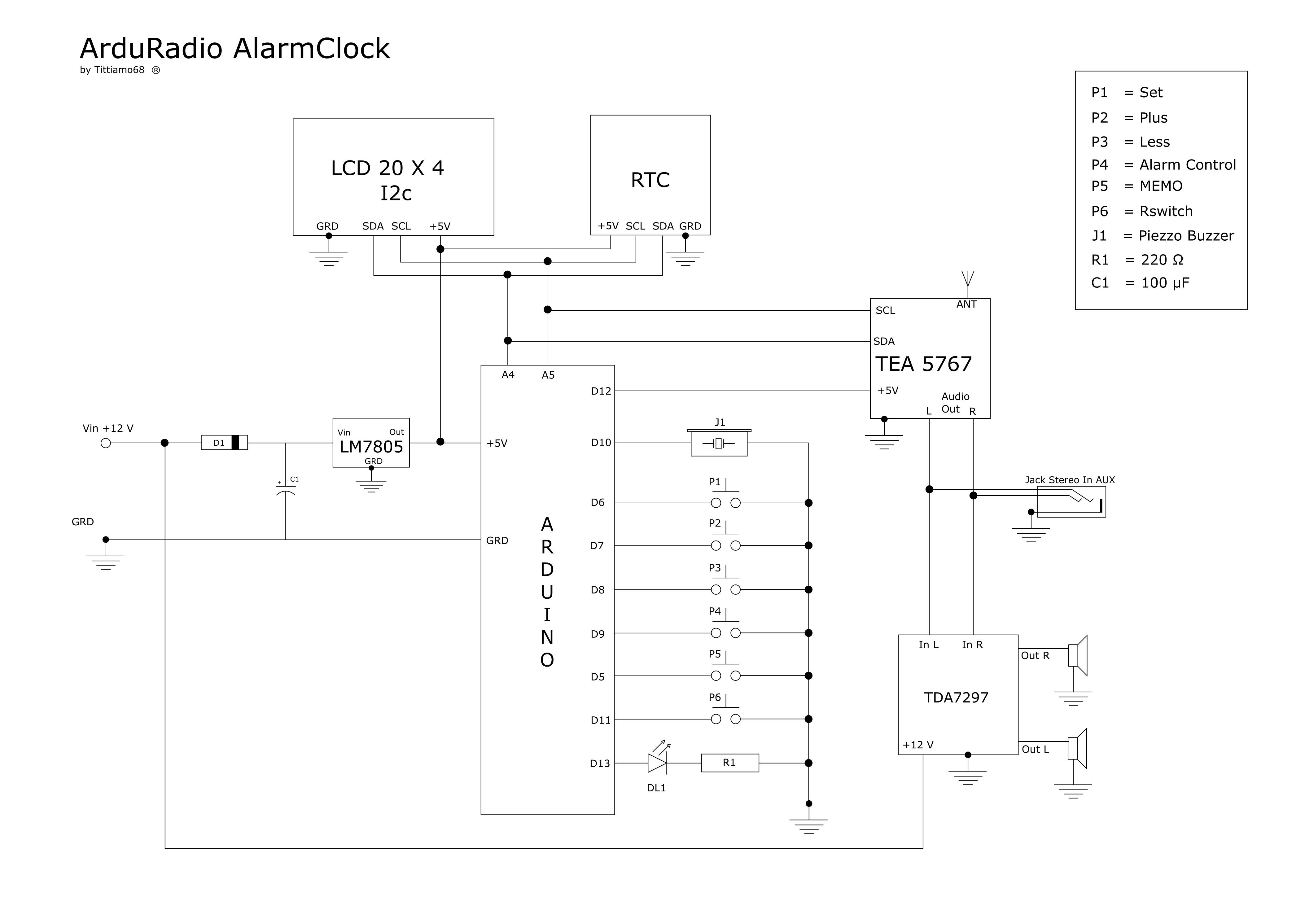 Arduradio Alarmclock 7805 Schema Byc99dfl7a