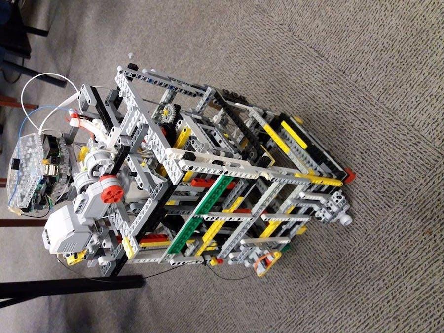 Lego Mindstorms Elevator - Hackster io