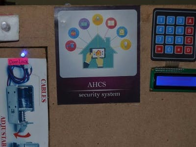Smart Home System [AHCS]