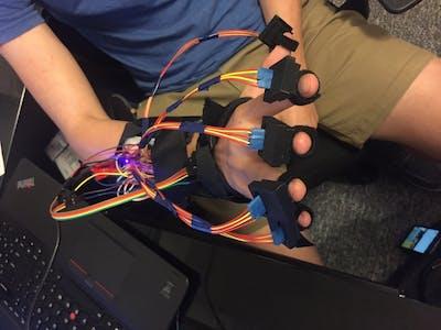 Purdue ExoMIND Glove