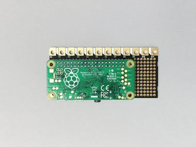 Setting Up Your Pi Cap on the Raspberry Pi Zero