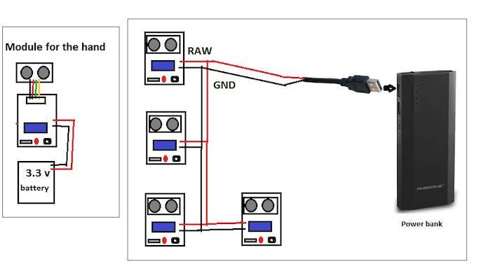 FabLabz: Third Eye using Arduino
