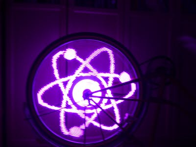 Persistence of Vision Arduino Code Generator