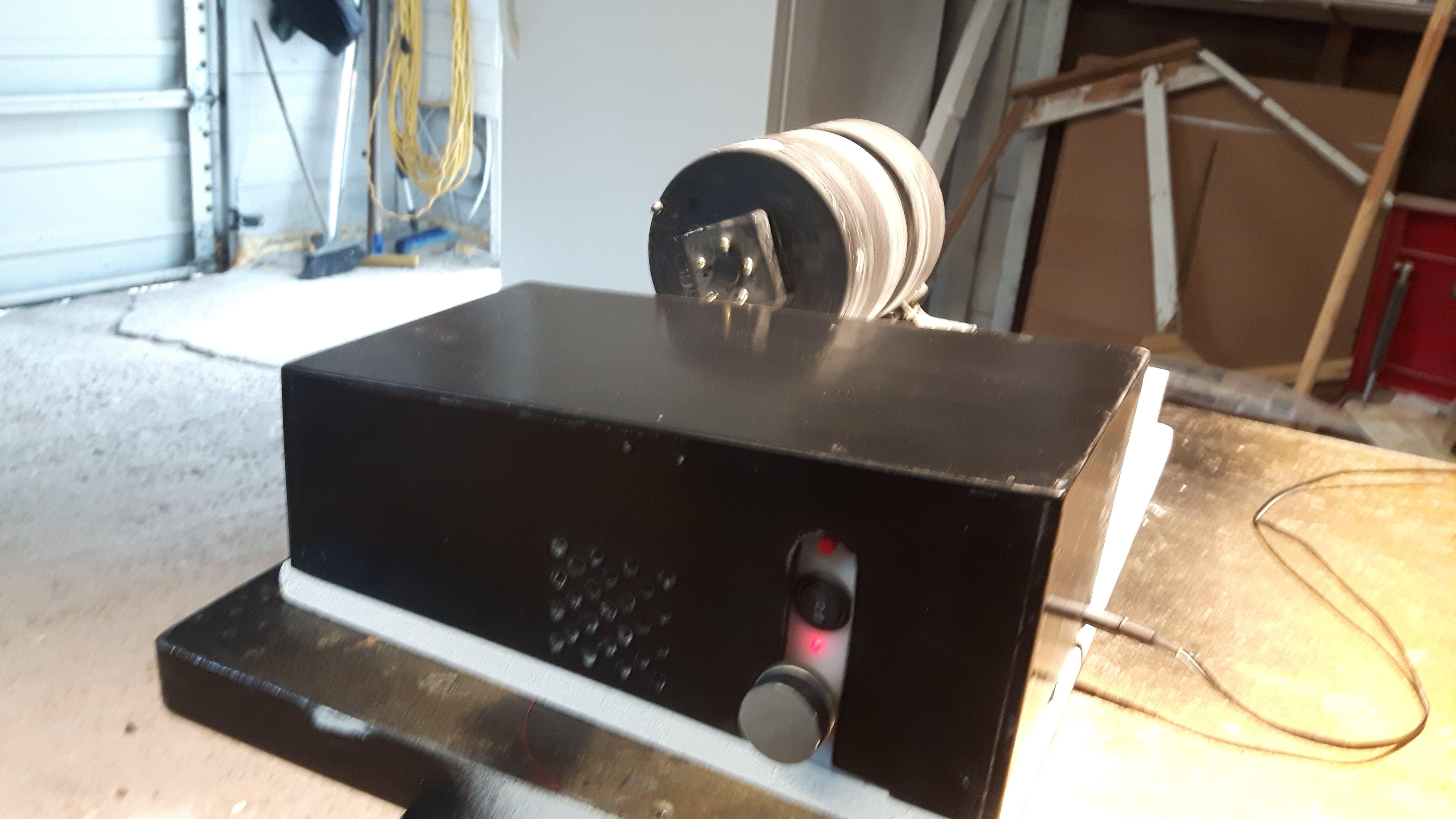 Arduino Rock Tumbler