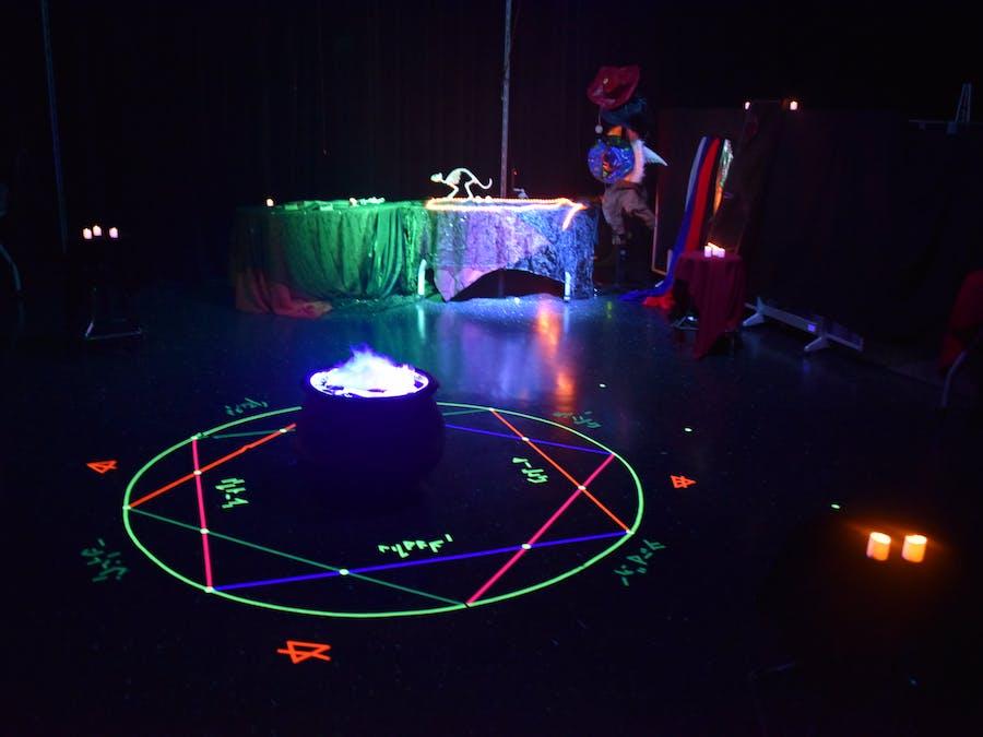 Magia Transformo - The Dance of Transformation