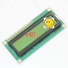 AI LCD friend!