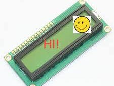 AI LCD friend!