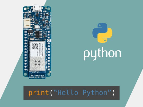 Using Python and Arduino MKR1000 for Secure IoT