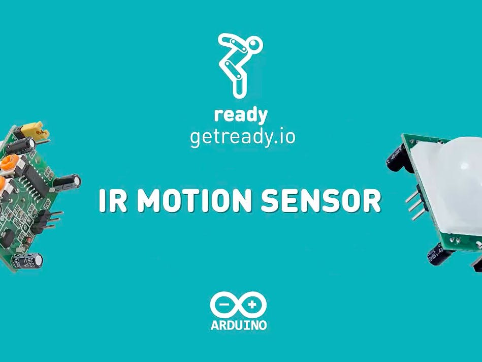 How to: IR MotionSensor