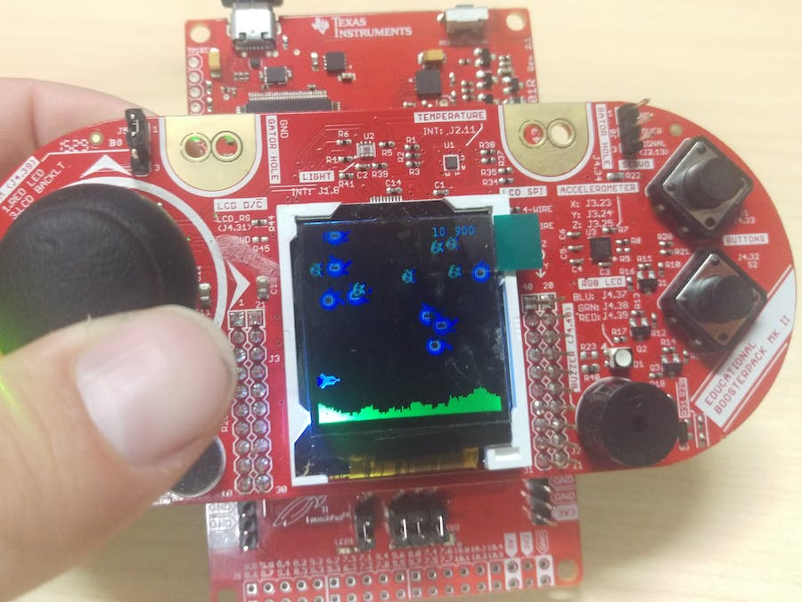 RTOS Games for Embedded Systems and IoT Courses