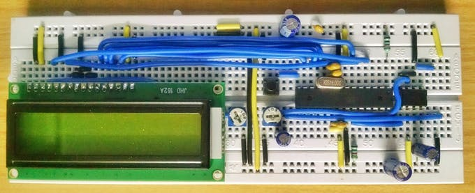 DFT Audio Analyser - Arduino Project Hub