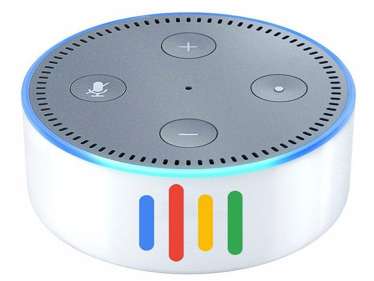 Run Google Assistant on Your Amazon Echo