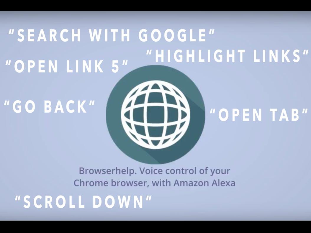 Alexa BrowserHelp