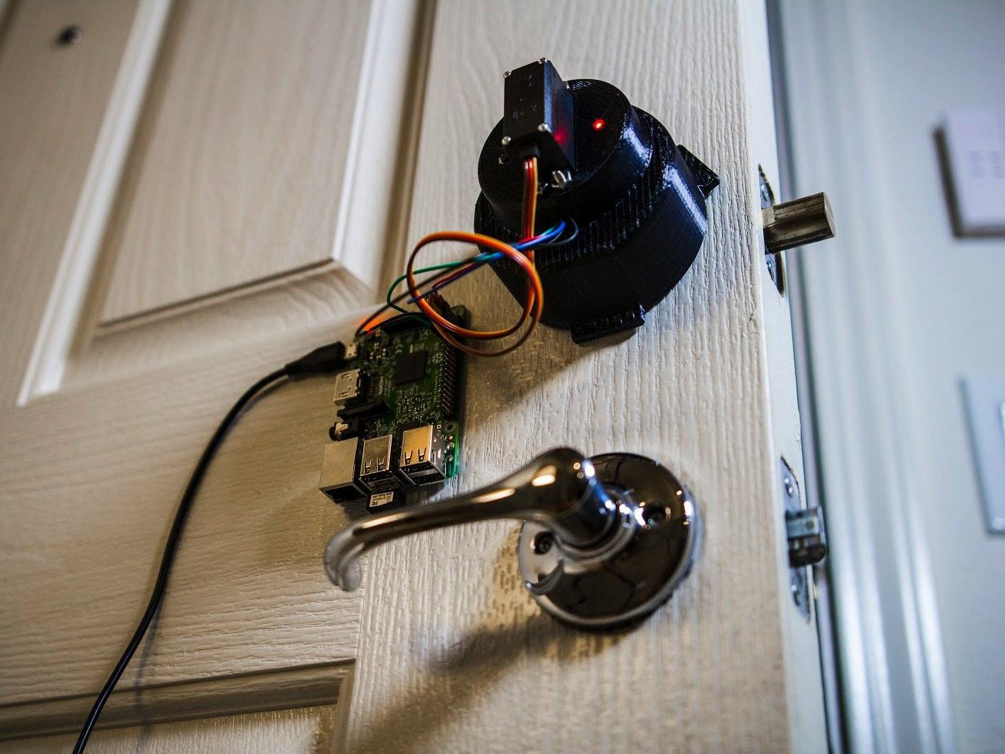Ordinaire Smartphone Connected Home Door Lock