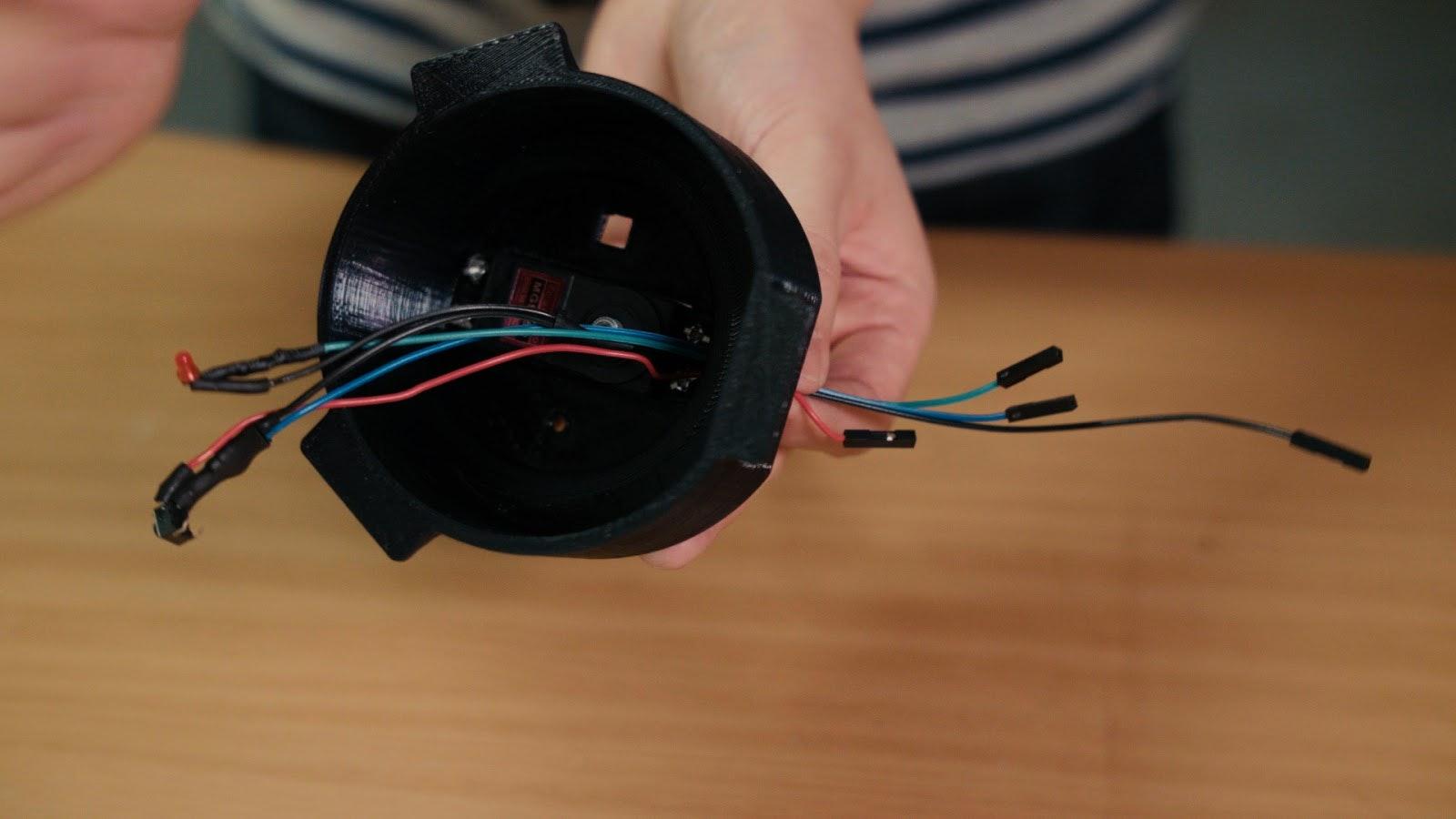 smartphone connected home door lock hackster io Door Lock Battery  1995 Chevy Astro Power Lock Wiring Door Lock Relay Wiring Chevy Aveo Door Lock Diagram
