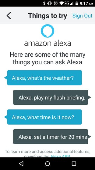 Getting Started with WisCore Alexa - Hackster io