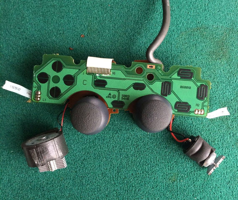 Playstation One Analog Sticks With Arduino Joystick Wiring Diagram