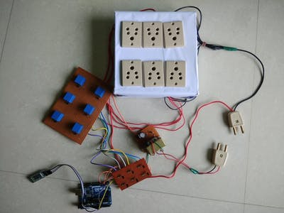 Voice Controlled Home Automation Using Arduino via Bluetooth
