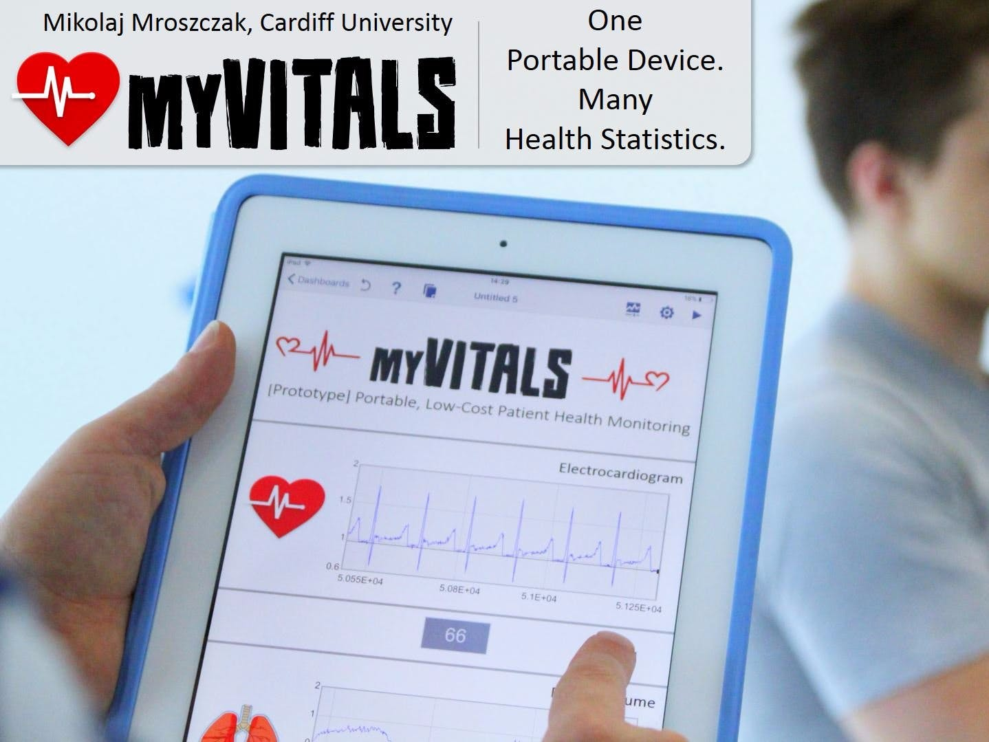 myVitals: A Medical Monitor for the Information Age