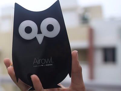 AirOwl - Know What You Breathe!