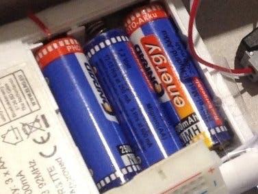 Doorbell Battery Warning