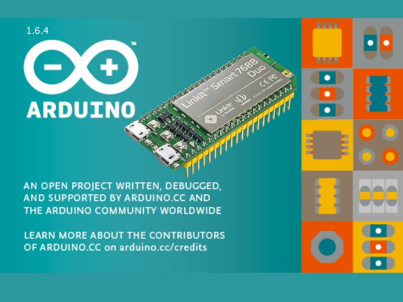 Program a Linkit Smart 7688 Duo with Arduino IDE