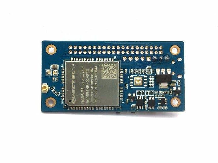 BPI NB-IoT Linaro 96Boars with Quecte BC95 Development Board